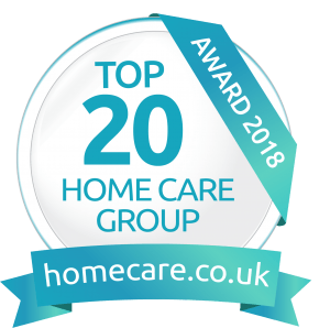 Top 20 homecare group