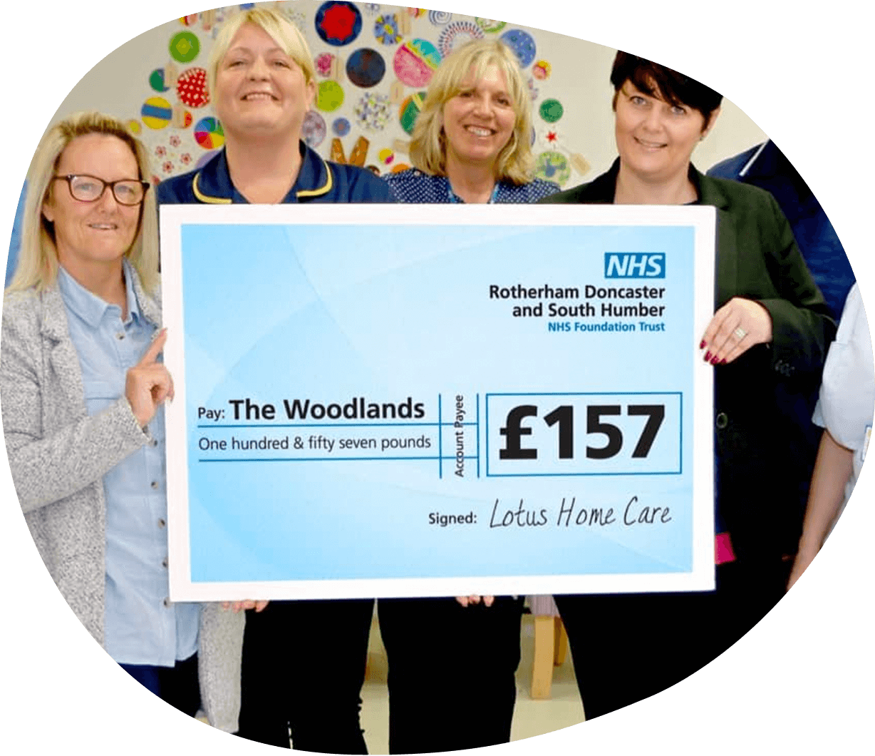 Boost For Dementia Unit At The Woodlands